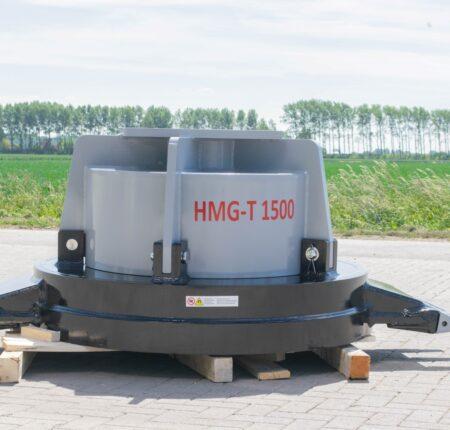Pladdet hydraulischeMagneet