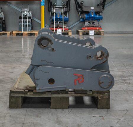 Shovel snelwissel L50-L120