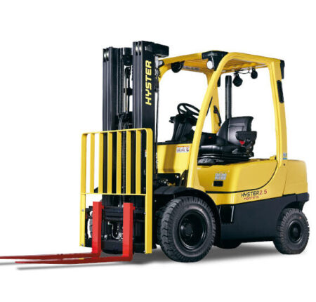 H2.0 3.5UT Diesel LPG Forklift Truck Main
