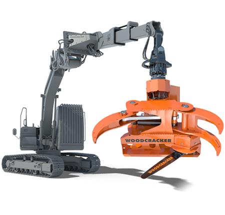 Westtech Woodcracker CS Crane